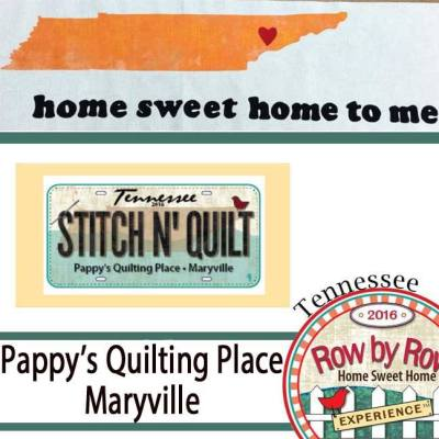 Pappy's Quilting Place, Maryville, TN
